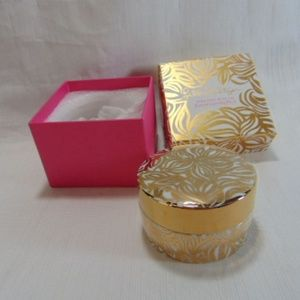 Lilly Pulitzer Ceramic Ring Holder Lid New in Box